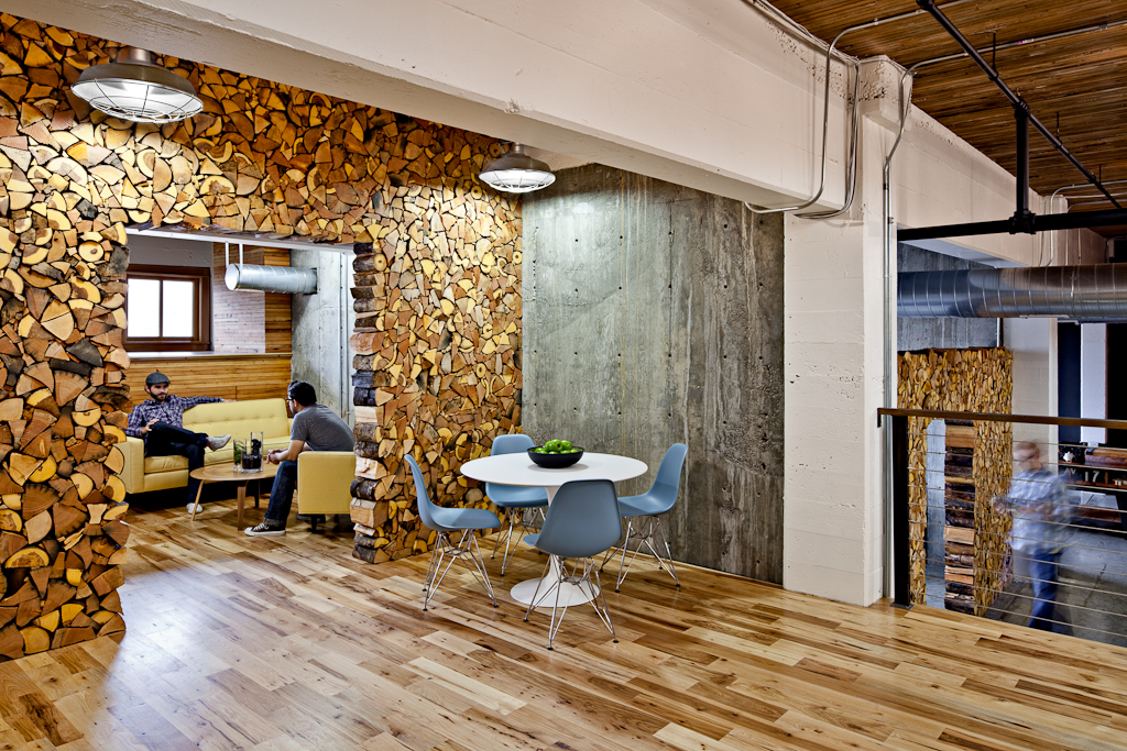 Parliament Designs Office In Portland Oregon